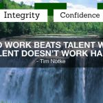Integrity And Confidence